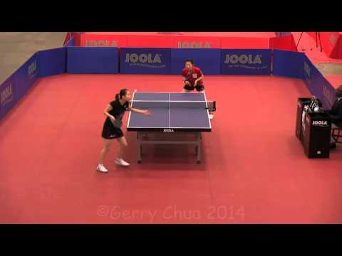Tao Wenzhang vs Bob Chen  Mens Singles QF