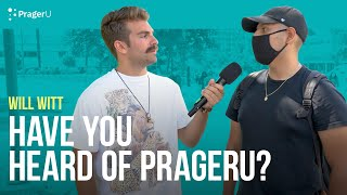 Have You Heard oḟ PragerU?