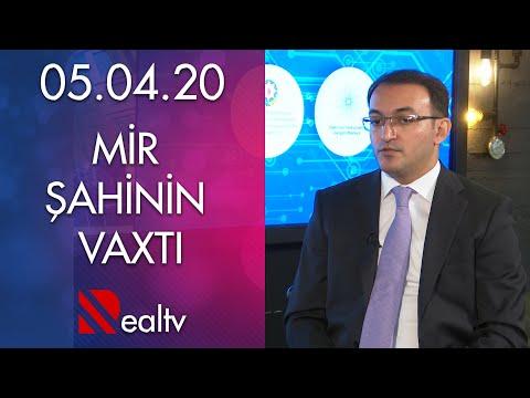 Mir Şahinin Vaxtı - 05.04.2020