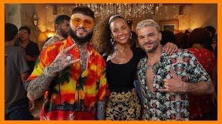 Pedro Capó y Farruko continúan su éxito con Calma (Remix) con Alicia Keys
