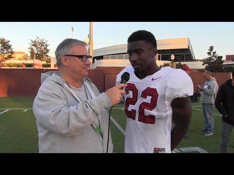 Justin Davis interview (9-13)
