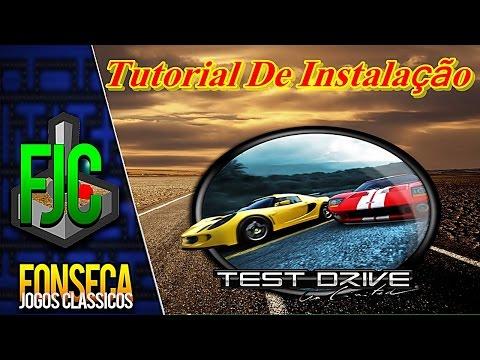 Como Instalar Test Drive Unlimited 1 PC + Tradução