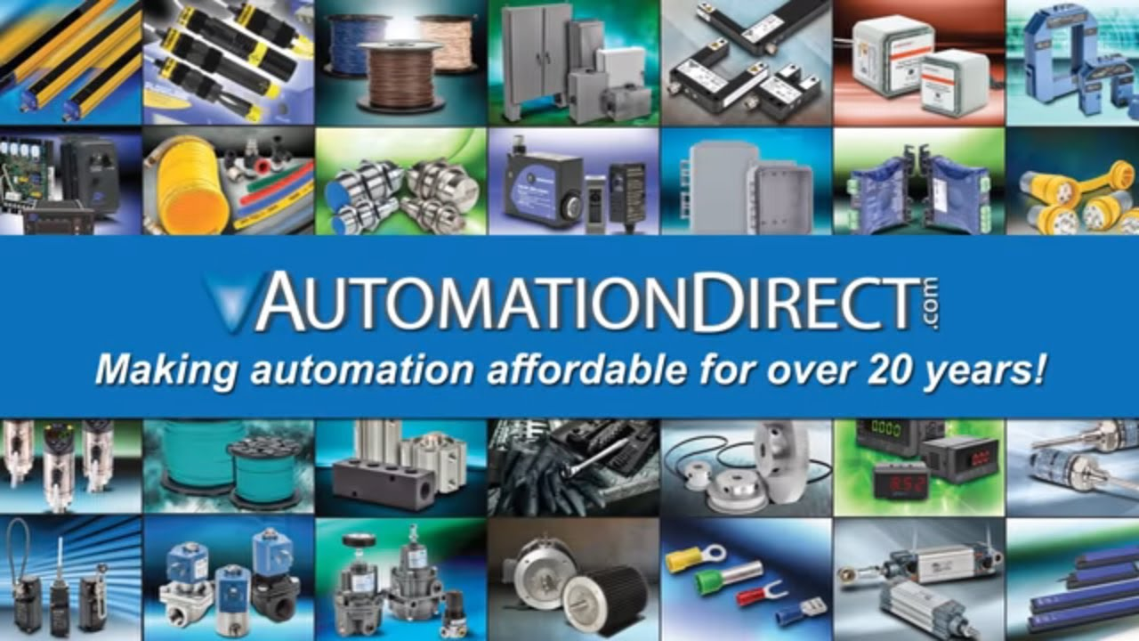 AutomationDirect, The #1 Value in Industrial Automation