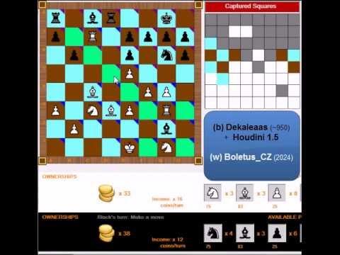 (w) Boletus_CZ - (b) Dekaleaas + Houdini 1.5 (Economy Chess)