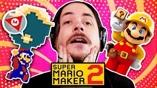 Do the ROSS TOSS! - Mario Maker