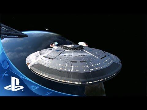 Star Trek Online - Official Announce Trailer | PS4