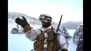 US Marines NATO Exercise in The Cold