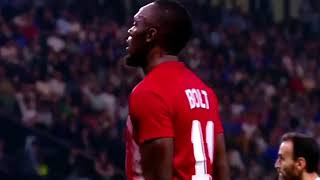 Usain Bolt vs France 98 (Legends Match) 13/06/2018