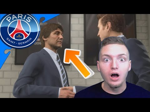 PSG FIFA 18 CAREER MODE - CHELSEA BUYS ONE OF OUR BEST PLAYERS! #4
