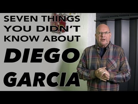 Diego Garcia Facts: Seven Things You Didn't Know