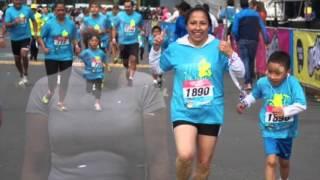 Correr me ayudó a superar el cáncer