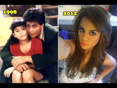Sana Saeed Recreates Her Kuch Kuch Hota Hai Moments Youtube