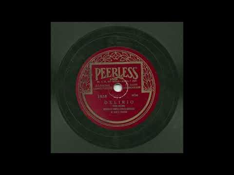 Manuelita Arriola - Delirio - Peerless 1858