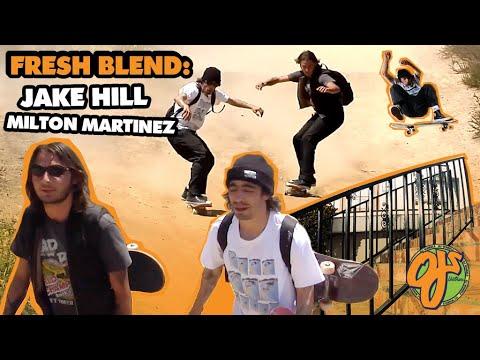 High Speed Chaos and Crusty Spots   Fresh Blend: Milton Martinez