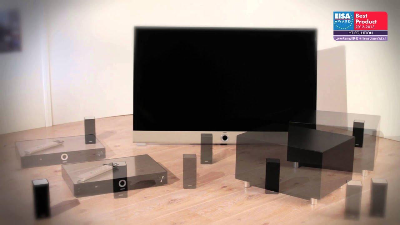EUROPEAN HT SOLUTION 2012-2013 - Loewe Connect ID 46 + Home Cinema ...