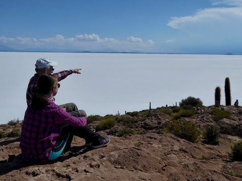 Bolivia: miracles in the Andes Mountains