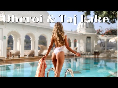 Oberoi Udaivilas And Taj Lake Palace - India Vlog Part 1