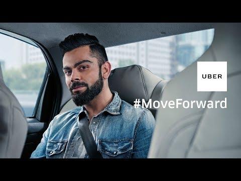 #MoveForward with Uber - Badhte Chalein feat. Virat Kohli - Full Video