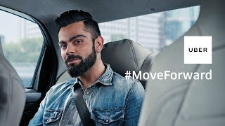 #MoveForward with Uber - Badhte Chalein feat. Virat Kohli - Full Video thumbnail