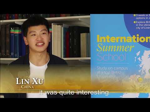 The International Summer School social programme