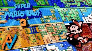 NES Atlas: SMB3 (Full TAS)