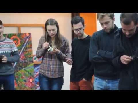 Ильяс Зинатулин - VSCA Artist talk