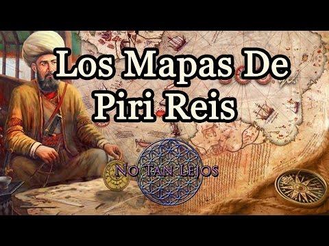 Los mapas imposibles de Piri Reis - NoTanLejos