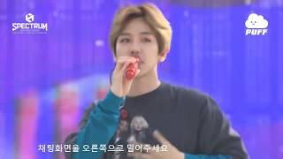 180909 EXO-CBX(첸백시)_ 花요일 + Vroom Vroom + Rhythm After Summer + Cherish @스펙트럼 댄스 Music Festival 2018