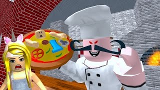 ROBLOX Escape The Evil Pizzeria Obby