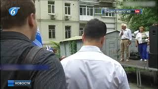 В Украине профсоюзы требуют защитить права простых людей