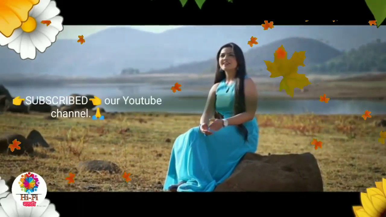New Marathi love song💕   whatsapp status video song ...