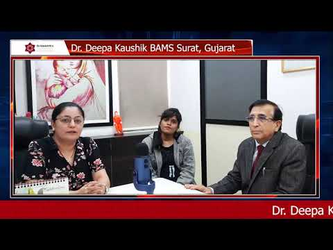 Dr.Vasishth's Interview with Successful Doctors of Ayurveda: Dr. Deepa Kaushik