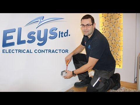 Elsys Ltd - Professional Electrical Contractor, Domestic & Commercial Electrician.