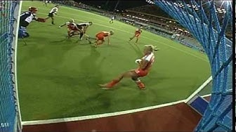 Olympia GOLD Hockey Damen Athen 2004