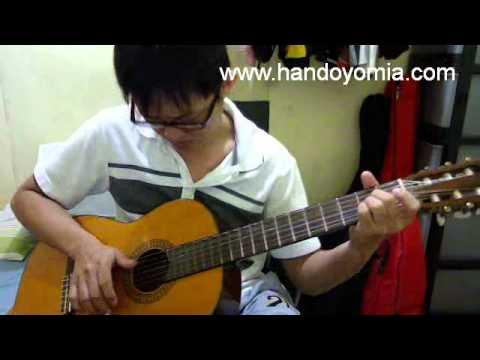 Bila Cinta - GIO - Fingerstyle Guitar Solo