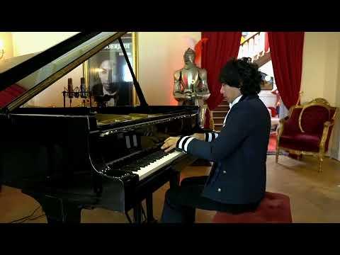 #15 Chopin - Prelude opus 28 no. 16 in B flat minor performed by Wibi Soerjadi