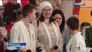 Ростов принял областной турнир по карате-кекусинкай: кто стал сильнейшим