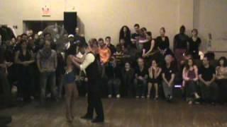 Mel & Evelina @ Toronto Bachata Competition, Semi-Finals Pro Division November 28 2010