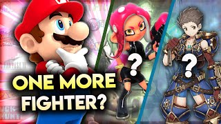 What if EVERY Series in Smash Ultimate Got One More Fighter? | Siiroth
