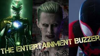 Power Rangers 2 / Joker Movie / Halloween (2018)- The Entertainment Buzzer