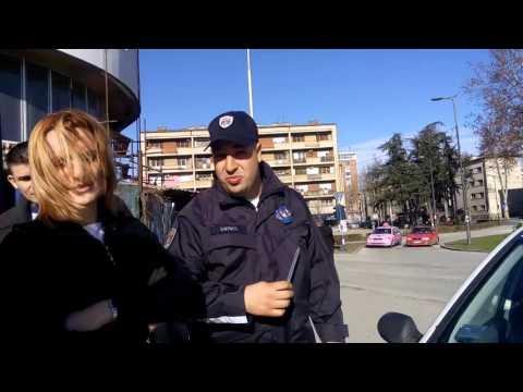 Nemojte samo danas reče policajac !!!