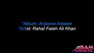Tu Na Jaane Aas Paas _Karaoke  sam Karaoke