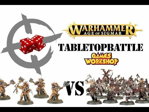 How to play Age of Sigmar - The first two battleplans