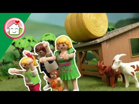 عائلة عمر في المزرعة - عائلة عمر - أفلام بلاي