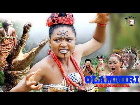Olammiri The Crocodile Girl Season 3 - Regina Daniels 2017 Latest Nigerian Nollywood Movie