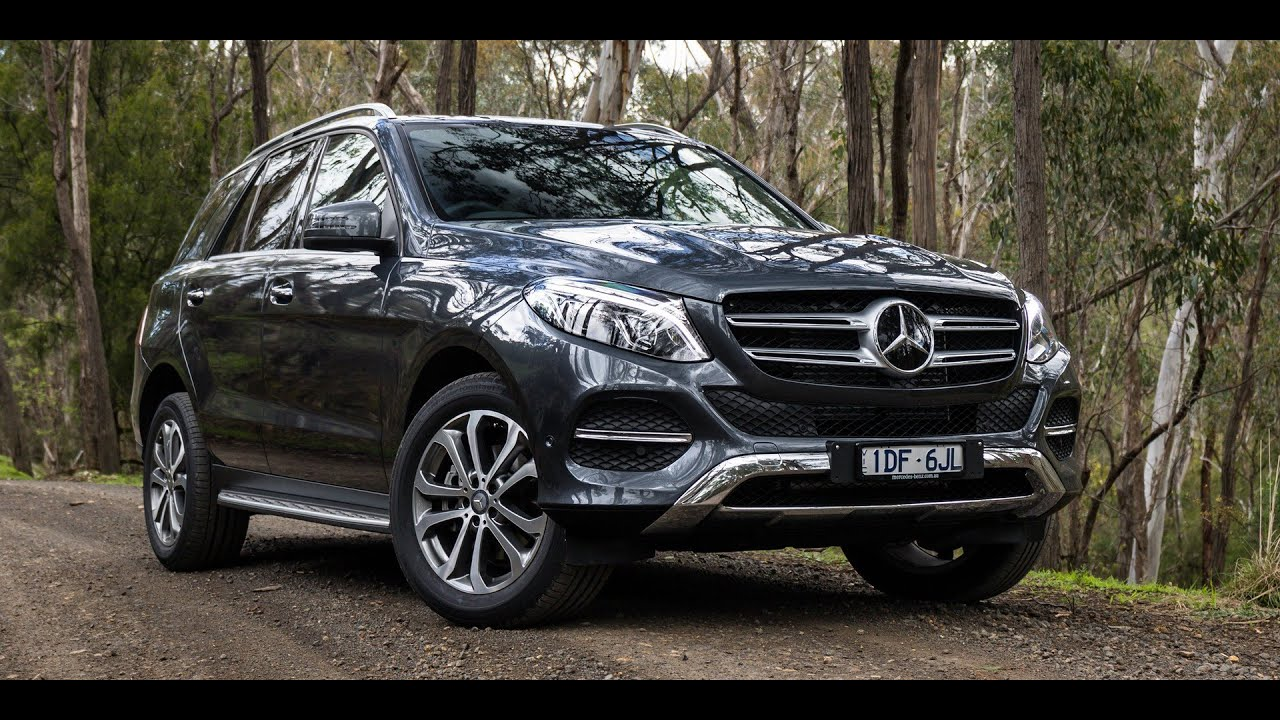 2016 Mercedes Benz GLE 250d Review