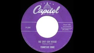 1951 HITS ARCHIVE: The Shot Gun Boogie - Tennessee Ernie Ford