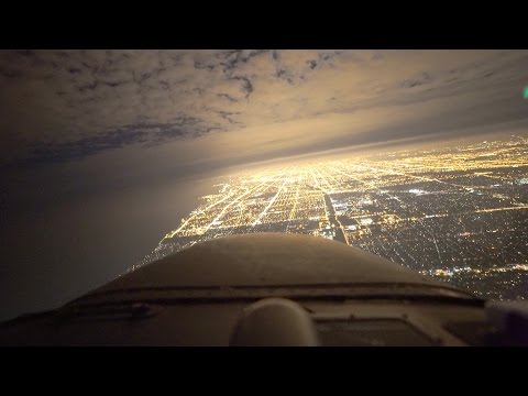 Flying a Cessna into Chicago O'Hare