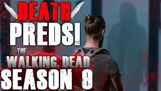 The Walking Dead Season 9 Mid-Season Finale - Death Predictions!