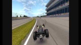 Indycar Series Crash Compilation 1